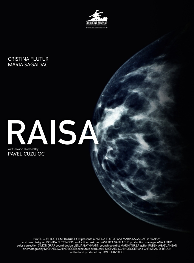 RAISA Poster Black Laurel_17x23